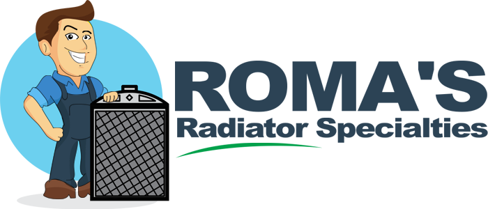 Roma's Radiator Service Repair Sales Canton Ohio Auto