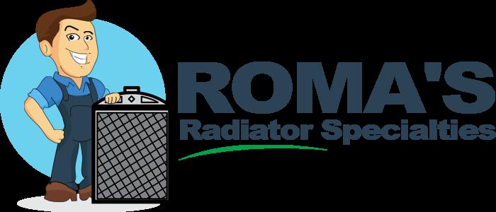 Roma's Radiator Service Repair Sales Canton Ohio Auto